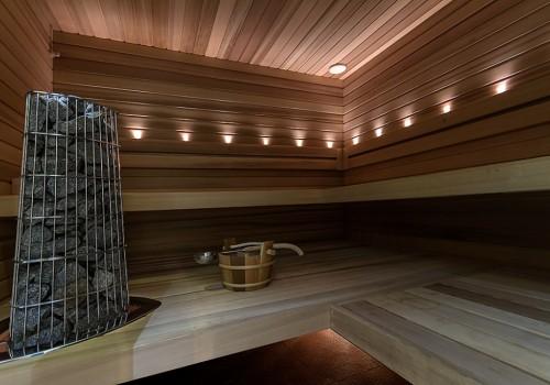 Gut Sauna, Infrarotkabine - SaunaMaster Wien, Schwechat: Sauna Wien  TG05
